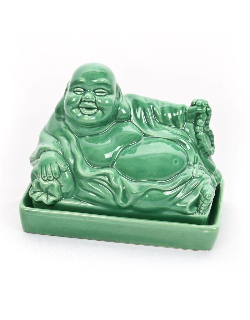 Buddha Botervloot groen