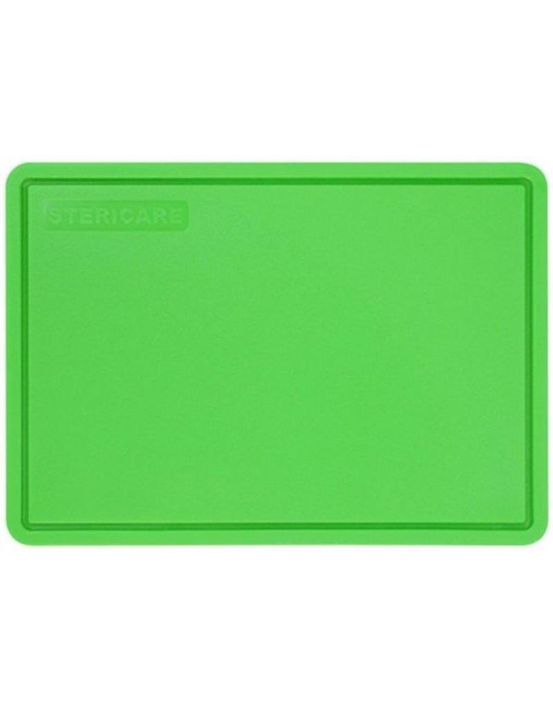 Stericare Antibacteriële snijplank Groen  355x250x15 mm