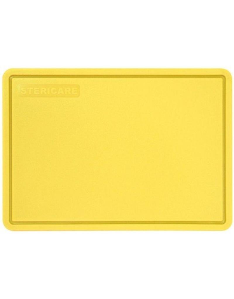 Stericare Antibacteriële snijplank Geel 355x250x15 mm