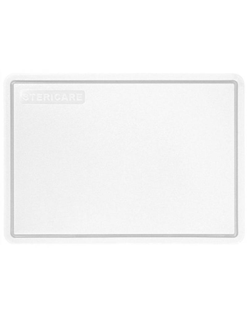 Stericare Antibacteriële snijplank Wit 355x250x15 mm