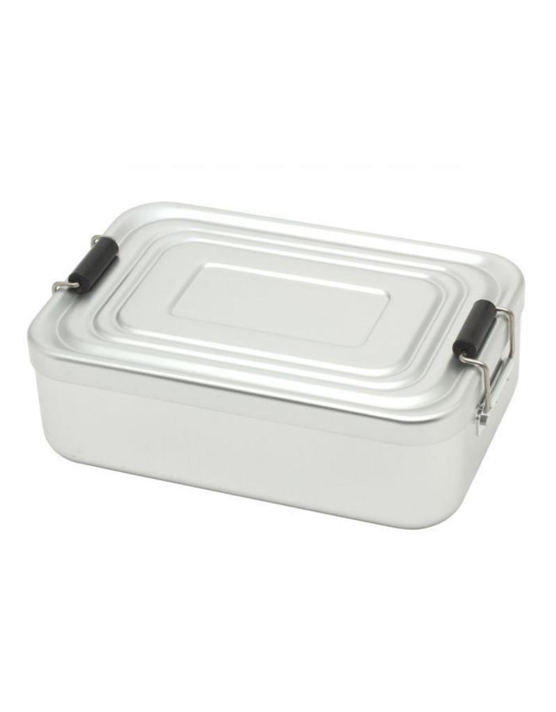Küchenprofi Lunchbox Aluminium mat 23x15x7