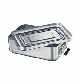 Küchenprofi Lunchbox Mat Aluminium 17x12x5