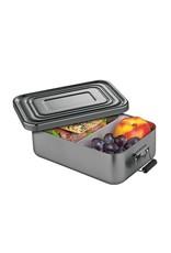 Küchenprofi Lunchbox Aluminium Antraciet 17x12x5