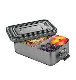 Küchenprofi Lunchbox Antraciet 17x12x5