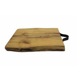 Stericare Eiken plank met leren handvat smal