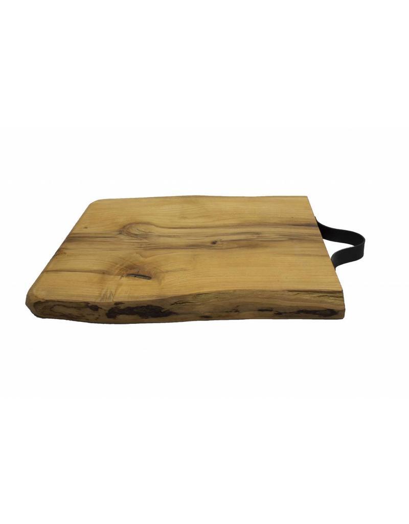 Stericare Plank met leren handvat 50cm - smal