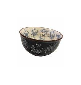Lavandoux Floral Lace ronde schaal XS