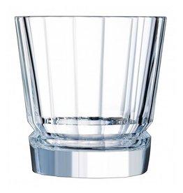 Macassar gobelet whiskeyglas