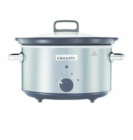 Slowcooker csc025x 3,5 ltr rvs