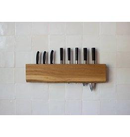 Stericare Messenblok eiken hout wand 40 cm