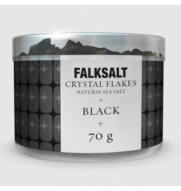Food Delicious Falksalt black