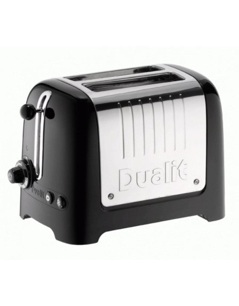 Dualit DUALIT Lite Toaster 2 slots Zwart