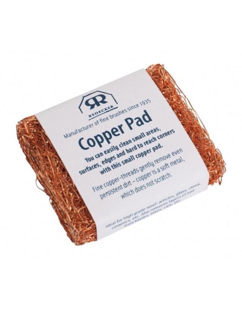 Redecker Copper pad