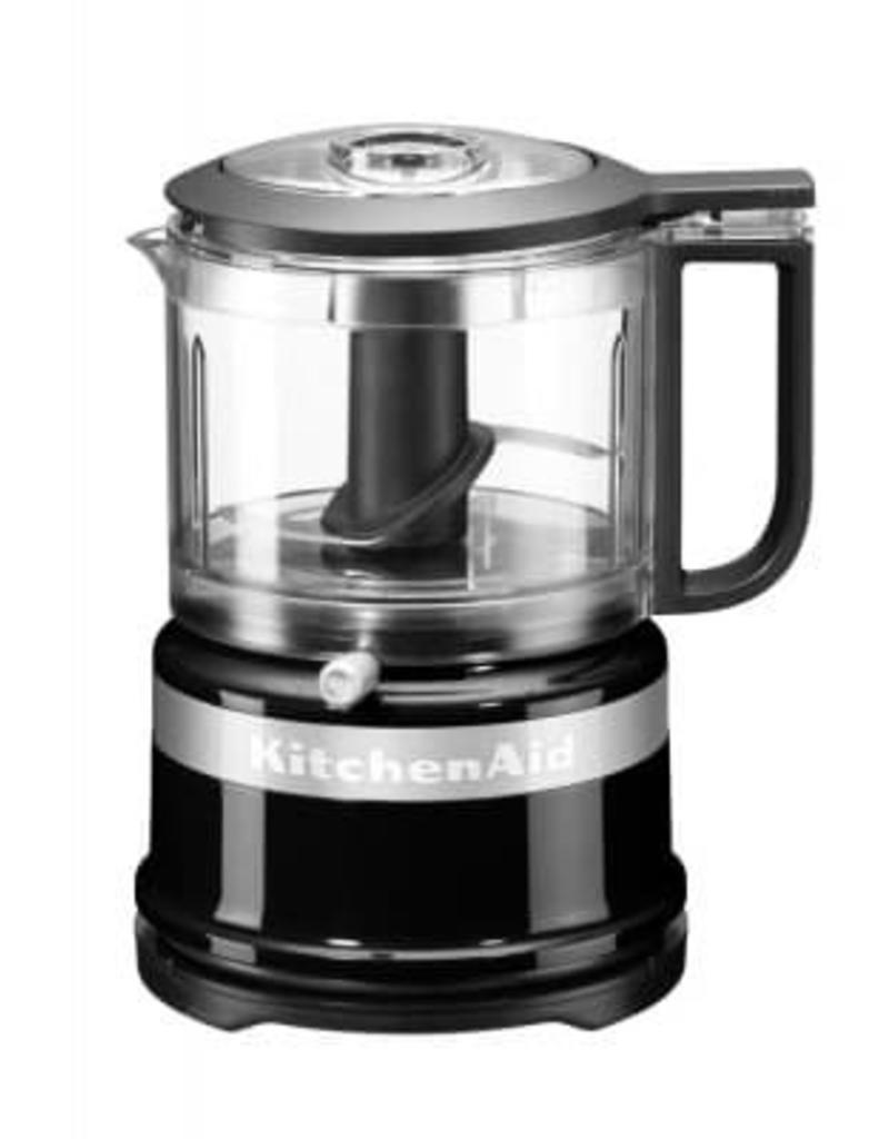 KitchenAid KitchenAid Mini Foodprocessor 830 ml Onyx zwart