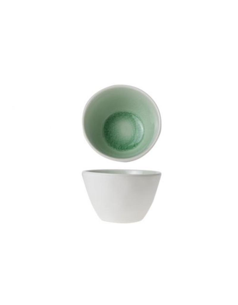 Cosy & Trendy Spirit green kommetje D10.5 x 6.5