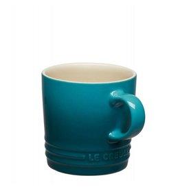 Cappuccino mok Deep Teal