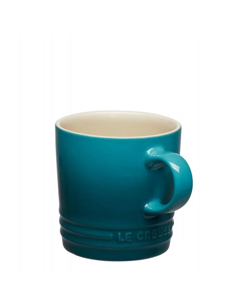 Le Creuset Koffiebeker Deep Teal 200 ml