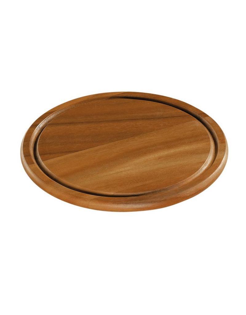 Zassenhaus Ontbijt plank/ Steakplank acacia wood 25 cm