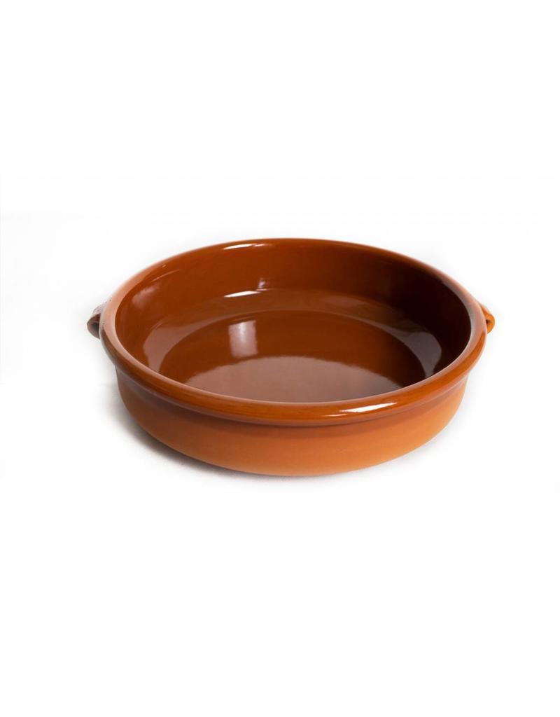 Graupera Casserol bruin met greep Graupera 32 cm