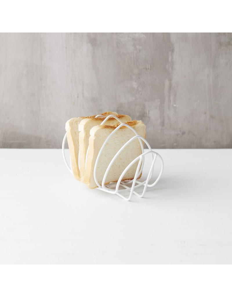 Point Virgule Point Virgule toast/servetten rek creme