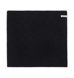 Knit Factory Keukendoek zwart