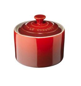Le Creuset Le Creuset Suikerpot met deksel 8 cm Cerise