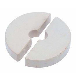 Druk stenen voor zuurkoolpot klein 16 cm