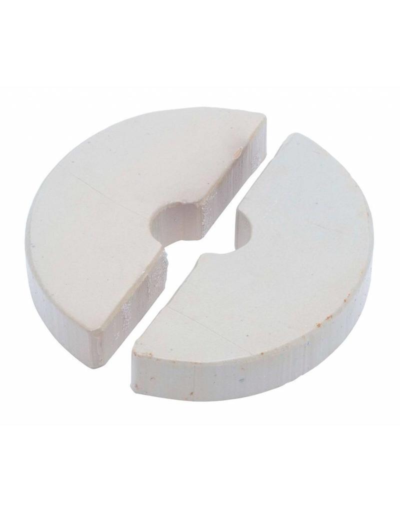 Druk stenen voor zuurkoolpot groot 18,5 cm