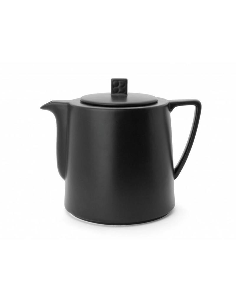 Bredemeijer Theepot lund zwart 1,5 liter