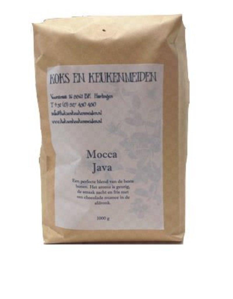 Mocca Java koffiebonen kilo