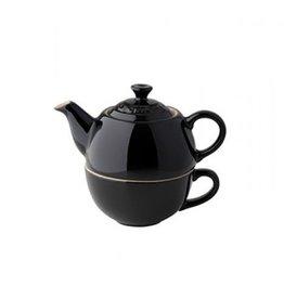 Tea for one Shiny Black