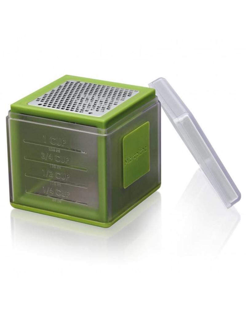 Microplane Microplane Kubus rasp Groen