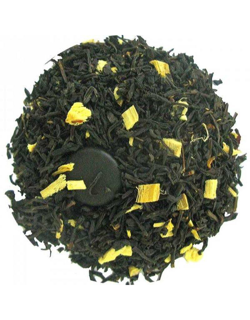Zwarte Zoethout thee met drop