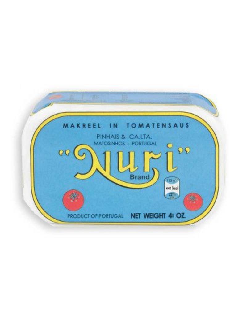 Nuri Nuri Makreel in tomatensaus