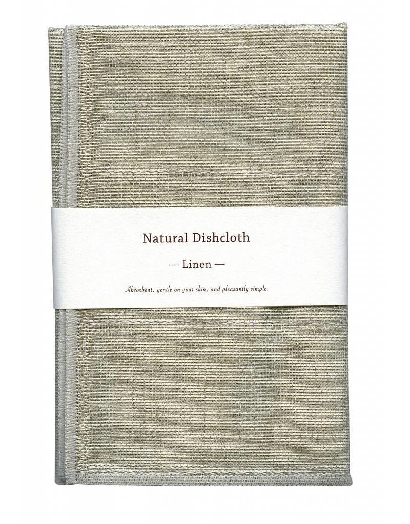 Natural Vaatdoek 35 x 35 Linen