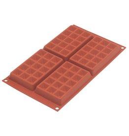 Silikomart Silikomart Wafelvorm bakmat