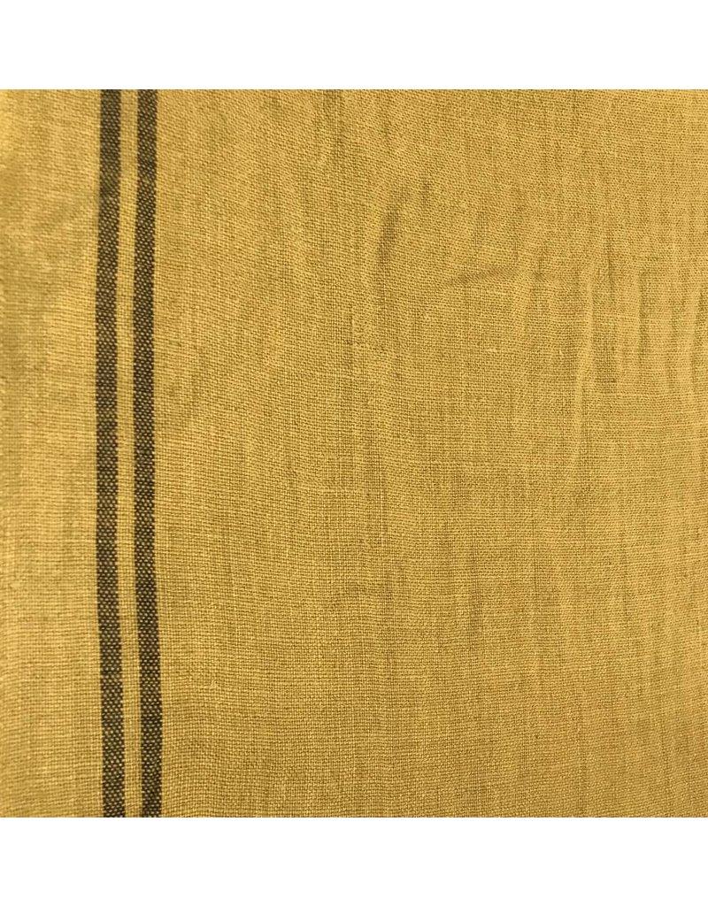"Frans Linnen ""Country Kraft""  per 10 cm"