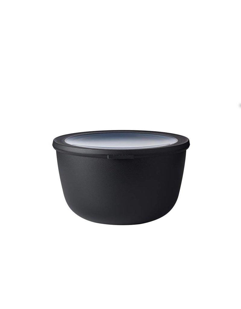 Mepal Multikom 3000 ml Nordic Black cirqula