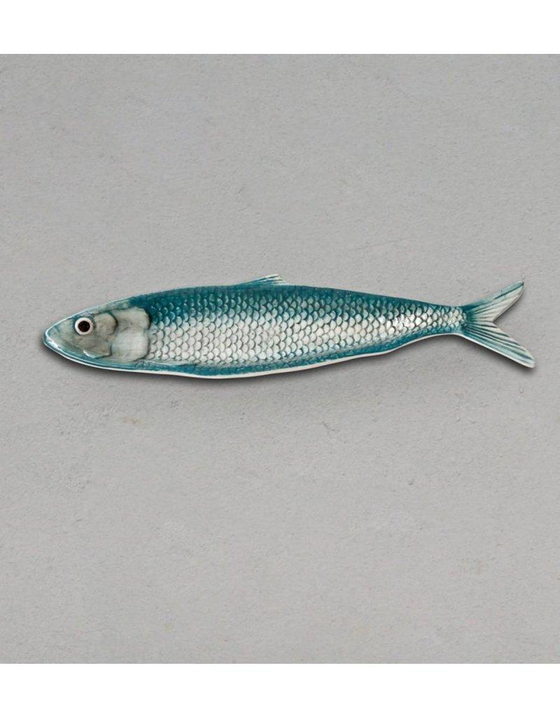 Chehoma Sardine serveerschaaltje Blue 31x7 cm