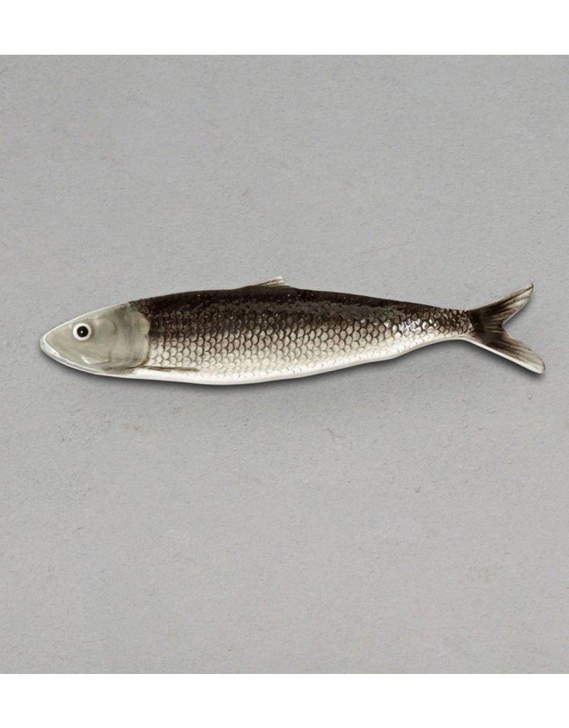 Chehoma Sardine serveerschaaltje Grijs 31x7 cm