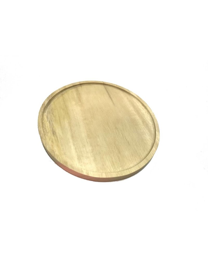 Kinta Onderzetter rond acasia hout 13cm