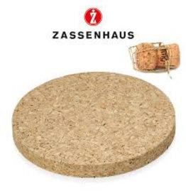 Zassenhaus Onderzetter kurk 23 cm