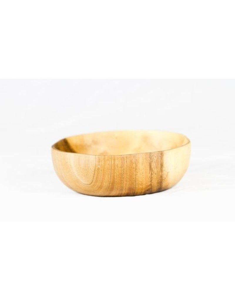 Kinta Bowl-kom aca hout irregular 15 cm