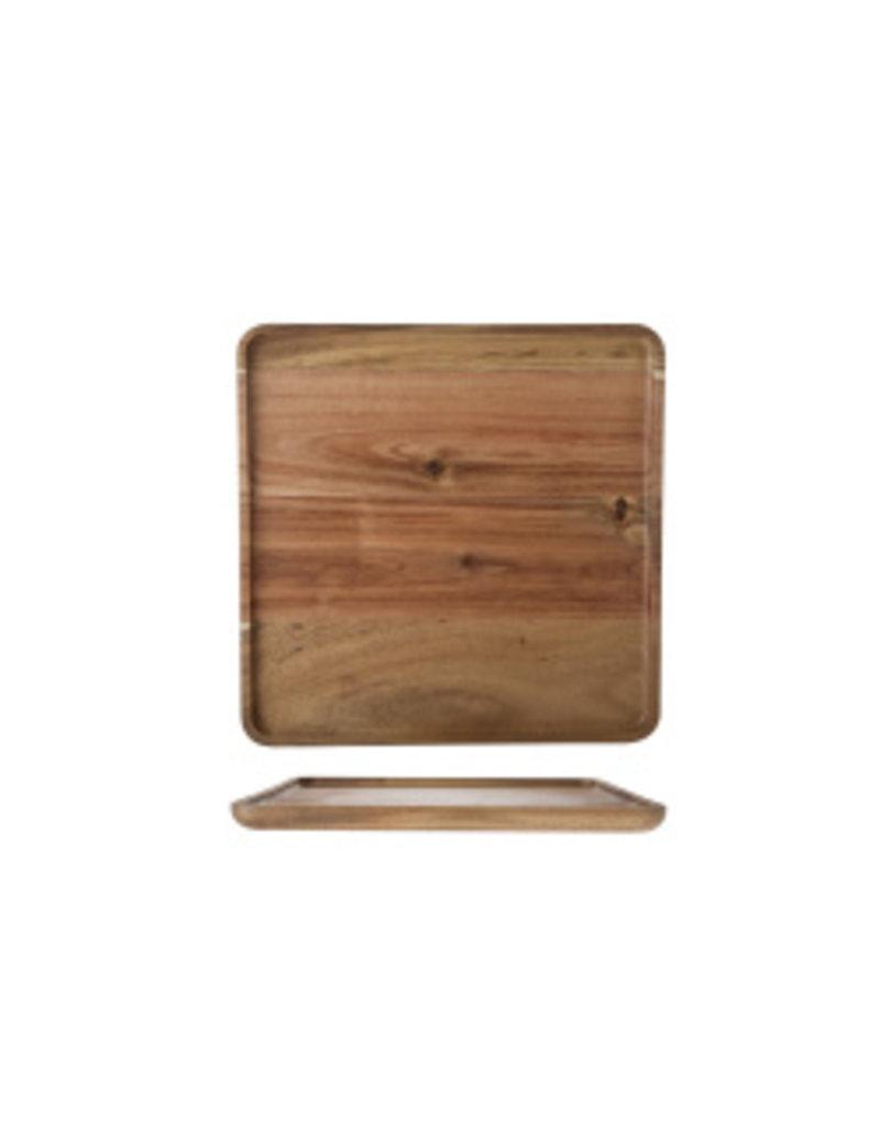 Cosy & Trendy Acacia bord 26 x 26 cm