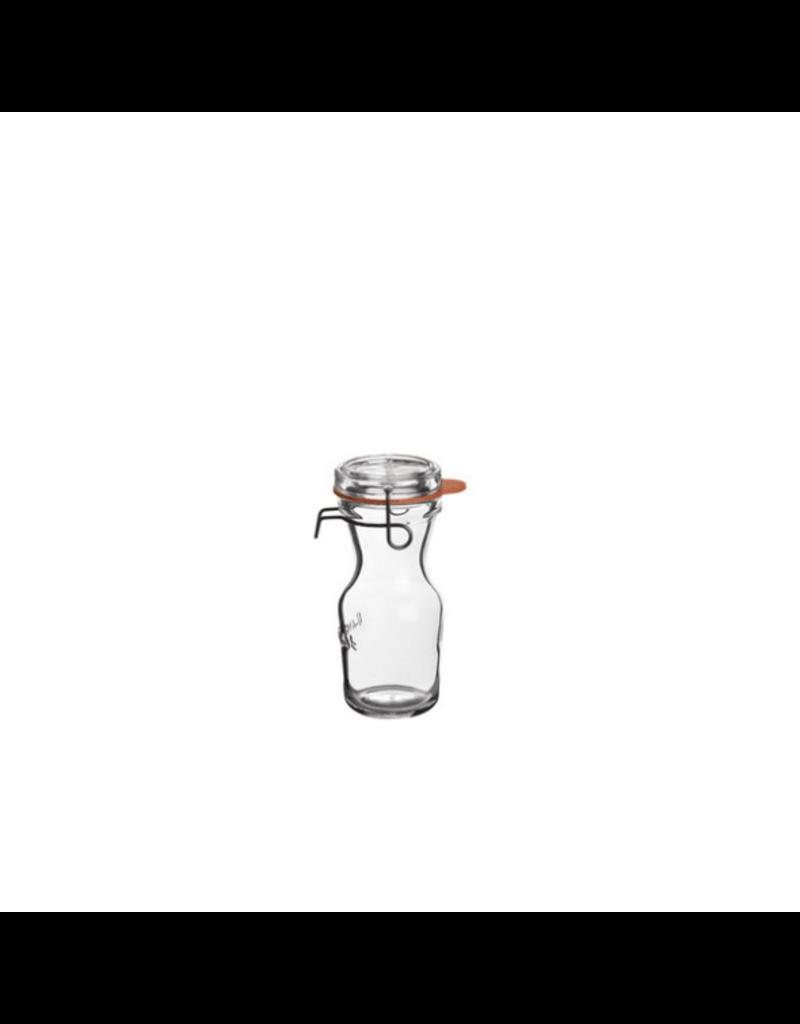 Luigi Bormioli Lock & Eat fles 0,25 liter