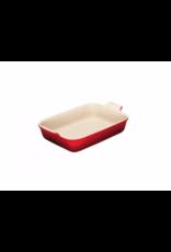 Le Creuset Rechthoekige Ovenschotel  Kersenrood 13 x 19 cm