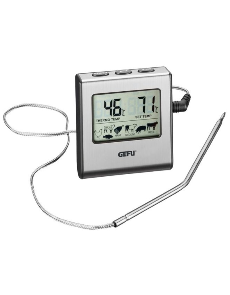 GEFU Braadthermometer TEMPERE met draadje