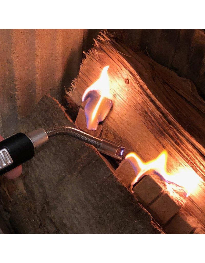 Oplaadbare aansteker met USB