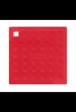 Silikomart Miss Hot Pannenlap rood silicone