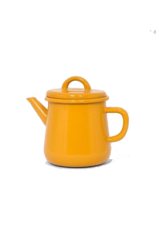 Emaille theepot nr3 Oker